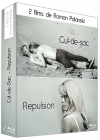 2 films de Roman Polanski : Répulsion + Cul-de-sac (Pack) - Blu-ray