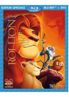 Le Roi Lion (Combo Blu-ray + DVD) - Blu-ray