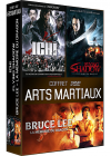 Coffret Arts martiaux : Ichi + Flying Shadow + Bruce Lee - La mémoire du Dragon (Pack) - DVD