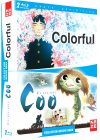 Collection Keiichi Hara : Colorful + Un été avec Coo (Pack) - Blu-ray
