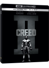 Creed II (4K Ultra HD + Blu-ray - Édition boîtier SteelBook) - 4K UHD