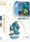 Monstres & Cie + Monstres Academy - Blu-ray