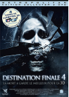 Destination finale 4 (Édition Collector - Version 3-D) - DVD