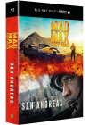 San Andreas + Mad Max : Fury Road (Blu-ray + Copie digitale) - Blu-ray