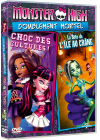 Monster High - Doublement mortel : Choc des cultures ! + La Bête de l'Île au Crâne (DVD + Copie digitale) - DVD