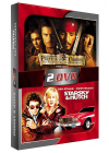 Pirates des Caraïbes, la malédiction du Black Pearl + Starsky & Hutch - DVD
