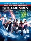 SOS Fantômes (Combo Blu-ray 3D + Blu-ray 2D version longue + DVD + Copie digitale UltraViolet) - Blu-ray 3D