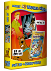 Quoi d'neuf Scooby-Doo ? - Volume 2 - Le safari (Pack) - DVD