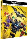 Lego Batman, le film (4K Ultra HD + Blu-ray + Digital UltraViolet) - Blu-ray 4K