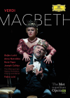 Anna Netrebko : Macbeth - DVD