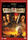 Pirates des Caraïbes : La malédiction du Black Pearl - DVD