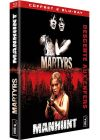 Martyrs + Manhunt (Pack) - Blu-ray