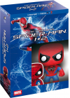 Amazing Spider-Man - Evolution Collection : The Amazing Spider-Man + The Amazing Spider-Man : Le destin d'un héros (+ figurine Pop! (Funko)) - Blu-ray