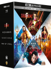Origin Stories - Man of Steel + Wonder Woman + Aquaman + Shazam! (4K Ultra HD + Blu-ray) - 4K UHD