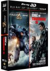 Pacific Rim 3D + Edge of Tomorrow 3D (Combo Blu-ray 3D + Blu-ray + Copie digitale) - Blu-ray 3D