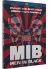 Men in Black (Blu-ray + Cartes postales) - Blu-ray