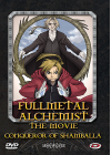 Fullmetal Alchemist - Le Film : Conqueror of Shamballa (Édition Simple) - DVD