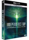 Independence Day + Independence Day : Resurgence (4K Ultra HD + Blu-ray + Digital HD) - Blu-ray