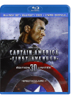 Captain America : The First Avenger (Combo Blu-ray 3D + Blu-ray + DVD + Copie digitale) - Blu-ray 3D