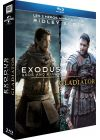 Ridley Scott : Exodus : Gods and Kings + Gladiator (Édition Limitée) - Blu-ray