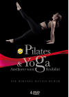 Coffret Power Yoga et Pilates (Pack) - DVD