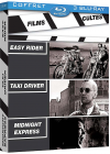 Films cultes - Coffret : Easy Rider + Taxi Driver + Midnight Express (Pack) - Blu-ray