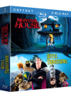 Hôtel Transylvanie + Monster House (Pack) - Blu-ray