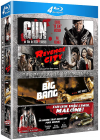 Coffret Vendetta : Gun + Revenge City + The Big Bang + Fais-leur vivre l'enfer, Malone ! (Pack) - Blu-ray