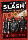 Slash Featuring Miles Kennedy & The Conspirators : Live at the Roxy 25.9.14 - DVD