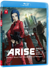 Ghost in the Shell : Arise - Les Films - Border 1 : Ghost Pain + Border 2 : Ghost Whispers - Blu-ray