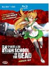 High School of the Dead - Intégrale (Édition Meurtrière Blu-ray + DVD) - Blu-ray