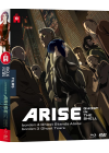 Ghost in the Shell : Arise - Les Films - Border 3 : Ghost Tears + Border 4 : Ghost Stands Alone (Combo Blu-ray + DVD) - Blu-ray