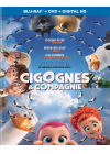 Cigognes et compagnie (Combo Blu-ray + DVD + Copie digitale) - Blu-ray