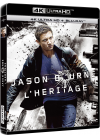 Jason Bourne : l'héritage (4K Ultra HD + Blu-ray + Digital UltraViolet) - Blu-ray 4K