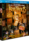 Les Boxtrolls (Blu-ray 3D & 2D + Copie digitale) - Blu-ray 3D