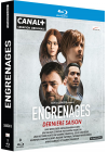 Engrenages - Saison 8 - Blu-ray