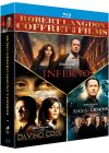 Robert Langdon - Coffret 3 films : Da Vinci Code + Anges & démons + Inferno (Blu-ray + Copie digitale) - Blu-ray