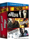 Coffret Action - 3 Blu-ray (Pack) - Blu-ray