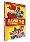 Alvin et les Chipmunks 1 & 2 (Pack 2 films) - DVD