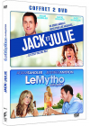 Jack et Julie + Le mytho (Just Go With It) (Pack) - DVD