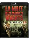 La Nuit des morts vivants 3D : Re-Animation (Blu-ray 3D) - Blu-ray 3D