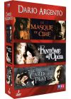 Dario Argento - Coffret - Le masque de cire + Le fantôme de l'opéra + The Card Player (Pack) - DVD