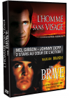 L'Homme sans visage + The Brave (Pack) - DVD