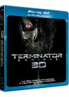 Terminator Genisys (Ultimate 3D Edition - Blu-ray 3D + Blu-ray) - Blu-ray 3D