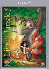 Le Livre de la jungle (Pack DVD+) - DVD