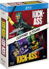 Kick-Ass 1 & 2 - Blu-ray