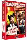 Very Zach Galifianakis : Very Big Stress + Very Bad Trip (Pack) - DVD