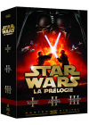 Star Wars - La Prélogie (Pack) - DVD