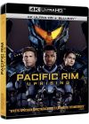 Pacific Rim : Uprising (4K Ultra HD + Blu-ray + Digital) - Blu-ray 4K