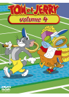 Tom et Jerry - volume 4 - DVD